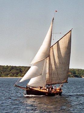 Kenilu, Volker Gries, Rum-Regatta 2003 , 05/2003