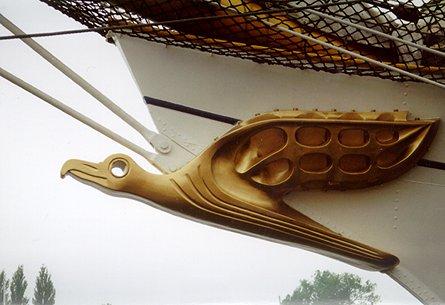 Gorch Fock (2), Volker Gries, Hanse Sail Rostock 1999 , 08/1999