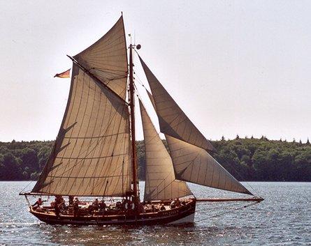 Mytilus, Volker Gries, Rum-Regatta 2003 , 05/2003