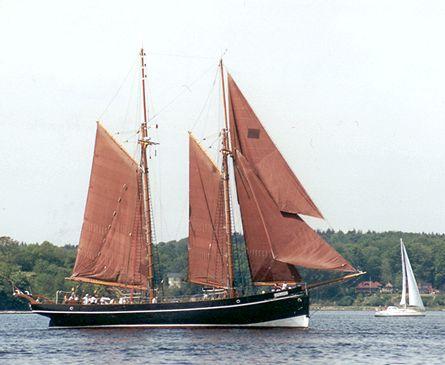 Atalanta, Volker Gries, Rum-Regatta 2001 , 05/2001