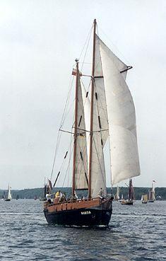 Norda, Volker Gries, Rum-Regatta 2001 , 05/2001