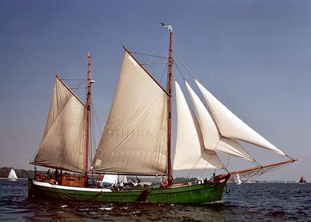 Petrine, Volker Gries, Rum-Regatta 2002 , 05/2002