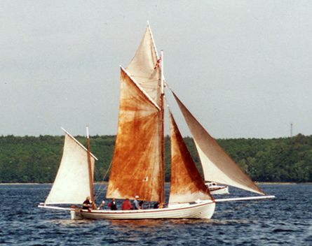 Viktoria, Volker Gries, Rum-Regatta 2001 , 05/2001