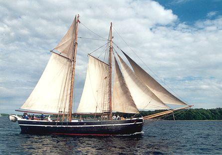 Martha, Volker Gries, Rum-Regatta 2001 , 05/2001