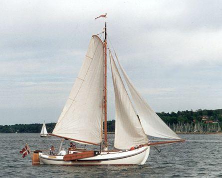 Enhjørningen, Volker Gries, Rum-Regatta 2001 , 05/2001