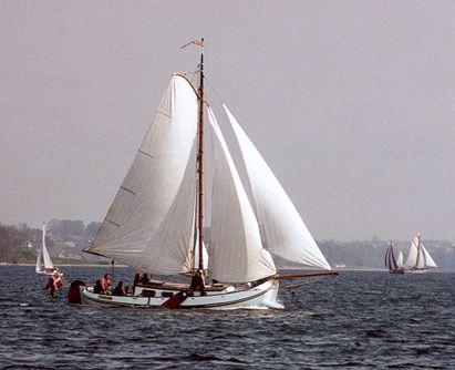 Enhjørningen, Volker Gries, Rum-Regatta 2002 , 05/2002