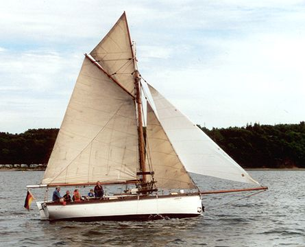 Fair Dawn, Volker Gries, Rum-Regatta 2001 , 05/2001