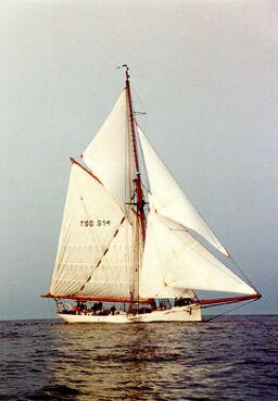 Nobile, Volker Gries, Hanse Sail Rostock 1997 , 08/1997