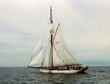 Nobile, Volker Gries, Hanse Sail 1996 / Cutty Sark 1996 , 08/1996