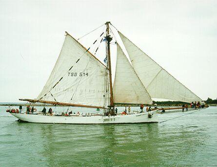 Nobile, Volker Gries, Hanse Sail Rostock 1998 , 08/1998