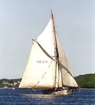 Nobile, Volker Gries, Rum-Regatta 2000 , 06/2000