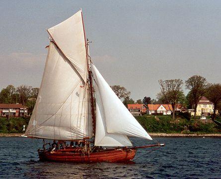 Johanna Maria, Volker Gries, Rum-Regatta 2002 , 05/2002