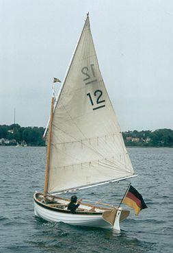 Kronprinzessin Ute, Volker Gries, Rum-Regatta 2001 , 05/2001