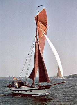 Vineta, Volker Gries, Rum-Regatta 2002 , 05/2002