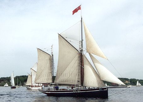 Willow Wren, Volker Gries, Rum-Regatta 2001 , 05/2001