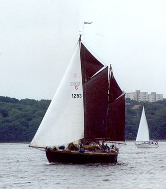 Isamar, Volker Gries, Rum-Regatta 2001 , 05/2001