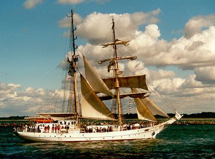 Greif, Volker Gries, Hanse Sail Rostock 2001 , 08/2001