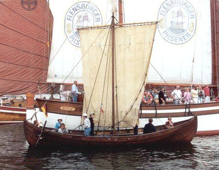 Bialy Kon, Volker Gries, Rum-Regatta 2001 , 05/2001