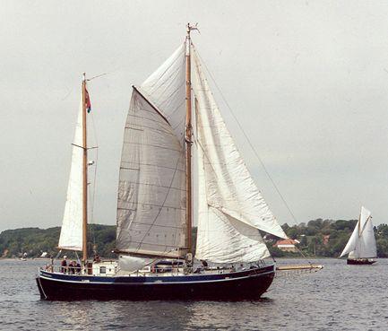Eva Kristina, Volker Gries, Rum-Regatta 2001 , 05/2001