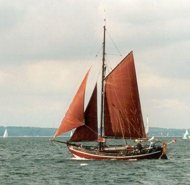 Biber 3, Volker Gries, Hafenfestival Lübeck 2001 , 09/2001