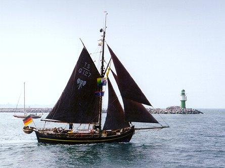 Olifant, Volker Gries, Hanse Sail Rostock 1999 , 08/1999