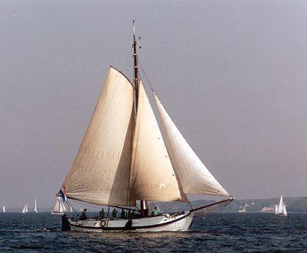 Bornrif, Volker Gries, Rum-Regatta 2002 , 05/2002
