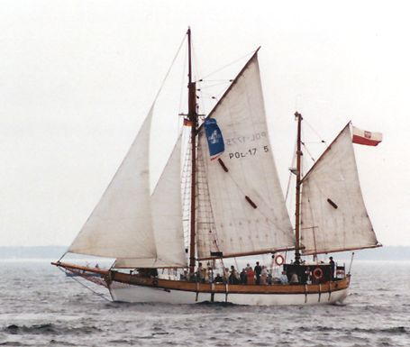 Bryza H, Volker Gries, Hanse Sail Rostock 2002 , 08/2002