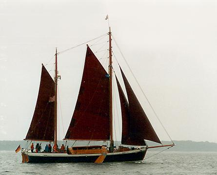 Franzius, Volker Gries, Hanse Sail Rostock 2001 , 08/2001