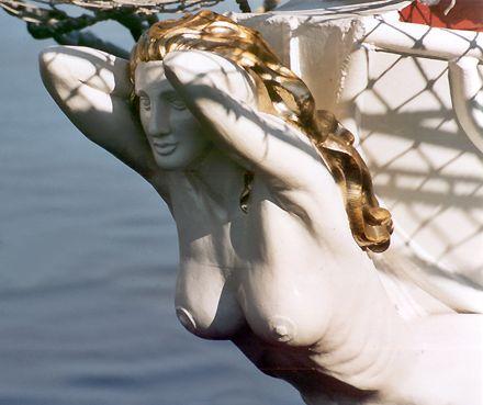 Aphrodite, Volker Gries, Hanse Sail Rostock 2003 , 08/2003