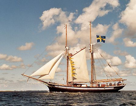Atene, Werner Jurkowski, Sail Esbjerg / Cutty Sark 2001 , 08/2001