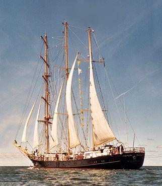 Kaliakra, Werner Jurkowski, Sail Esbjerg / Cutty Sark 2001 , 08/2001
