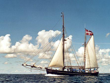 Skibladner II, Werner Jurkowski, Sail Esbjerg / Cutty Sark 2001 , 08/2001