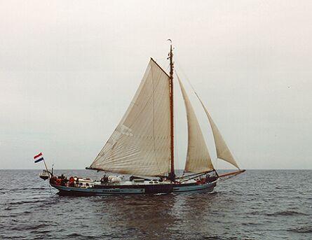 Stella Maris, Volker Gries, Hanse Sail 1996 / Cutty Sark 1996 , 08/1996