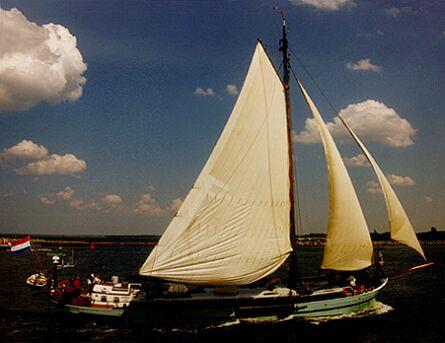 Stella Maris, Volker Gries, Hanse Sail Rostock 1997 , 08/1997