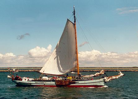 Stella Maris, Volker Gries, Hanse Sail Rostock 2001 , 08/2001