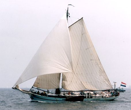 Stella Maris, Volker Gries, Hanse Sail Rostock 2002 , 08/2002
