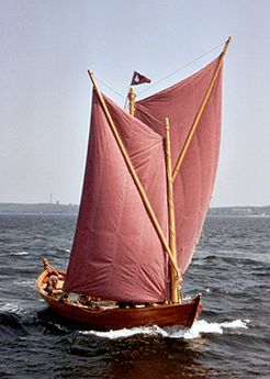 Beeke Sellmer, Volker Gries, Rum-Regatta 2002 , 05/2002