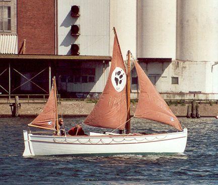 James Caird II, Volker Gries, Rum-Regatta 2002 , 05/2002