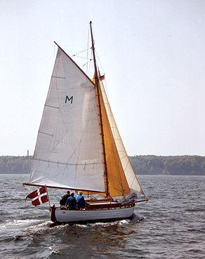 Marie, Volker Gries, Rum-Regatta 2002 , 05/2002
