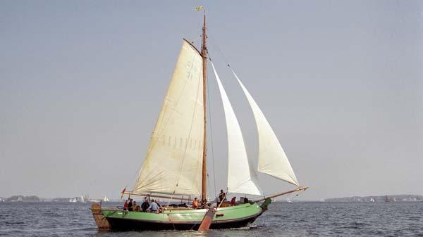 Wylde Wytse, Volker Gries, Rum-Regatta 2002 , 05/2002