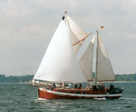 Fortuna, Volker Gries, Hafenfestival Lübeck 2001 , 09/2001