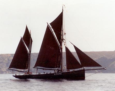 Excelsior, Volker Gries, Sail Brest / Cutty Sark 2002 , 07/2002