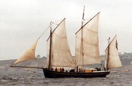 Corentin, Volker Gries, Sail Brest / Cutty Sark 2002 , 07/2002