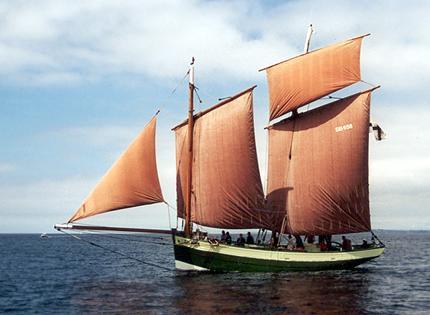 Le Grand Léjon, Volker Gries, Sail Brest / Cutty Sark 2002 , 07/2002