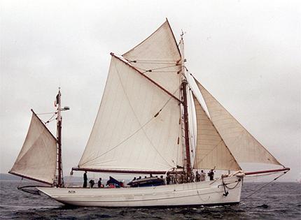 Mutin, Volker Gries, Sail Brest / Cutty Sark 2002 , 07/2002