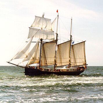 Salomon, Volker Gries, Hanse Sail Rostock 1998 , 08/1998