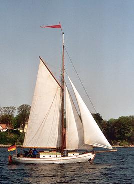 Gerda, Volker Gries, Rum-Regatta 2002 , 05/2002