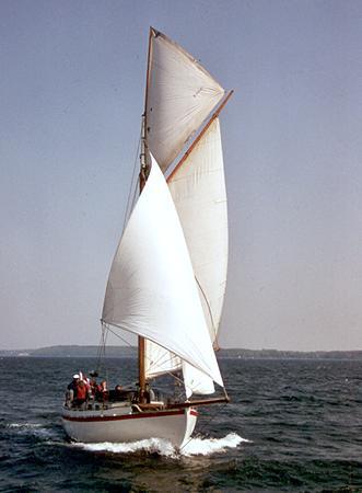 Valkyrien, Volker Gries, Rum-Regatta 2002 , 05/2002
