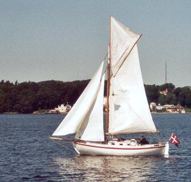 Valkyrien, Volker Gries, Rum-Regatta 2003 , 05/2003