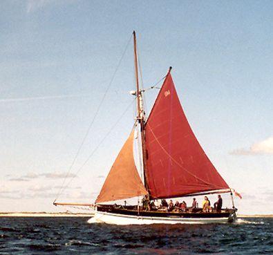 Golden Vanity, Werner Jurkowski, Sail Esbjerg / Cutty Sark 2001 , 08/2001